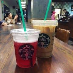Nước hoa quả và caramel của Mẫn Tài tại Starbucks Coffee - Rex Hotel - 2596230