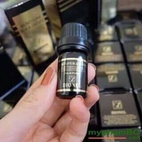 [DIONEL] Secret Love Feminine Hygiene Perfume Cleanser Black Edition 5ml  Deodorant