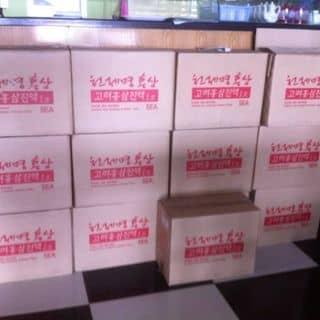 🌟Nước hồng sâm 700 ml Royal Korea Red Ginseng Tonic Gold🌟 của vothucnguyen tại Hồ Chí Minh - 2486730