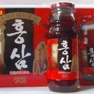 📢📢 📢  Nước Hồng Sâm Hàn Quốc: 23k/chai (180ml) của panushop1201 tại Hồ Chí Minh - 2084929