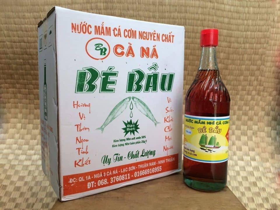 Nước mắm nhĩ cá cơm Cà Ná - Bé Bầu - 2618554 hoangthinh.iba - 05 Công Trường Mê Linh, Quận 1, Tp. Hồ Chí Minh - Hồ Chí Minh