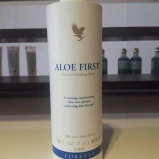 Nước phun làm dịu da Aloe First của tanloc49 tại Hồ Chí Minh - 2903745
