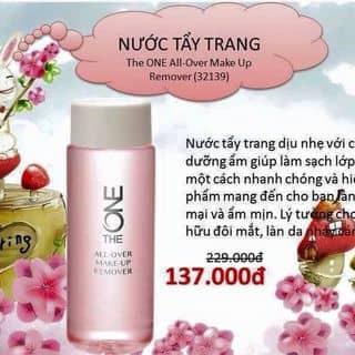 Nước rửa mặt của tuongvy1297 tại Đắk Lắk - 2070467