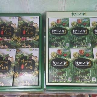 Nước thuốc bổ gan - giải rượu Hàn Quốc của chidai26 tại Ninh Bình - 2568315