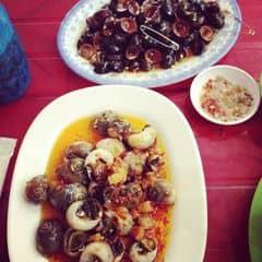 Ốc mỡ xào tỏi ớt của Yến Thanh tại Ốc Đào - Nguyễn Thái Học - 358855