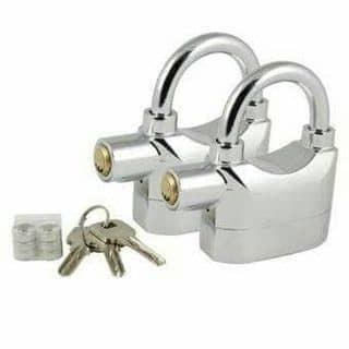 Ổ khóa báo động chống trộm thông minh của minhchautran7 tại 554 Hà Huy Giáp, Thạnh Lộc, Quận 12, Hồ Chí Minh - 2099291