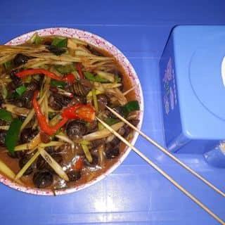 Ốc vặn xào sả ớt của cuongdv113 tại 310 Nguyễn Văn Trỗi, Hai Bà Trưng, Thành Phố Phủ Lý, Hà Nam - 4692054