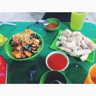Ốc xào+ nem chua rán của nganthuylinh tại Tổ 11 Đồng Quang, Thành Phố Thái Nguyên, Thái Nguyên - 2556714