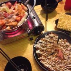 Okonomiyaki + lẩu bạch tuộc của Tiểuu LộcLộc tại Nhà hàng OkonomiYaki - Thụy Khuê - 2048851
