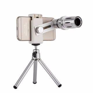 Ống kính lens camera tele zoom 12x cho điện thoại smart phone   của tuannguyen776 tại Hồ Chí Minh - 2927856
