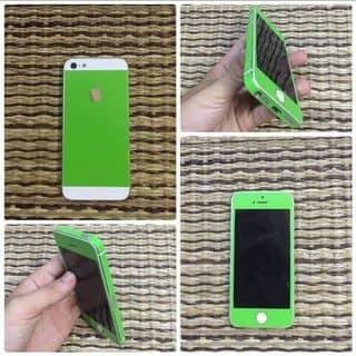 Ốp dán iphone 5/5s của vungoclongtn tại Thái Nguyên - 2794485