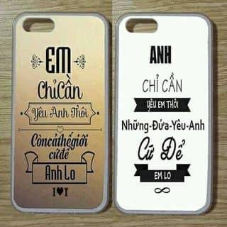Ốp điện thoại in theo yêu cầu của chunchun185 tại Thanh Hóa - 1905149