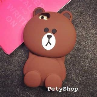 Ốp Lưng Gấu Brown cho iPhone 5 của hongbich4 tại Đà Nẵng - 2667101