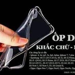 ôp lưng in hình, logo theo yêu cầu của thienhong9x tại Đà Nẵng - 3191317