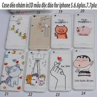 Ốp lưng iphone 6 6plus 7 7plus của nguoiduado tại Hồ Chí Minh - 1980425