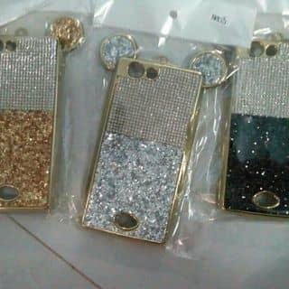 Ốp lưng Iphone, samsung, oppo. Tai thỏ kim cương của pingo3 tại Kiên Giang - 994572