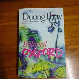 Oxford yêu thương Dương Thuỵ của xutrang14 tại Hồ Chí Minh - 3020295