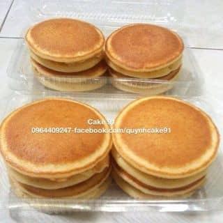 Pancake ( bánh rán) - 0964409247 của quynh.phamnhu.94 tại 01265700814 - 08.39163075, 492/4/5 Thống Nhất, phường 16, Quận Gò Vấp, Hồ Chí Minh - 617343