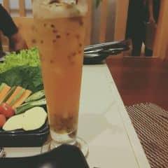 Passion fruit juice của Khánh Linh tại King BBQ - Royal city - 2505676