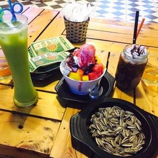 Pattbingsu hoa quả + nước ép cóc + socola bạc hà + hướng dương vị dừa của happyday198182 tại Gần rạp Beta Cineplex, Hoàng Gia, Tân Thịnh, Thành Phố Thái Nguyên, Thái Nguyên - 4367736
