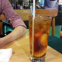 Peach tea của Lê Hồ tại Urban Station Coffee Takeaway - Tô Hiến Thành - 3074502