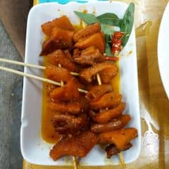 Phá lấu nướng lụi của Mi Ca tại Phá Lấu Lì - Nguyễn Tri Phương - 1407104