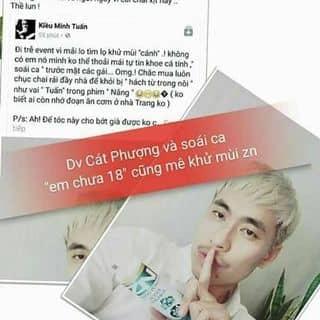 PHẤN LẠNH ZN KHỬ MÙI HÔI CƠ THỂ của peheo61 tại Lý Nam Đế, Huyện Hóc Môn, Hồ Chí Minh - 3356270