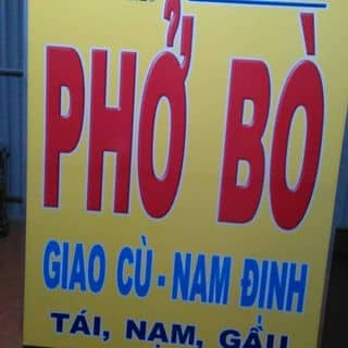 Phở Bò 18 Nam Định của waroin tại Bắc Kạn - 3491644
