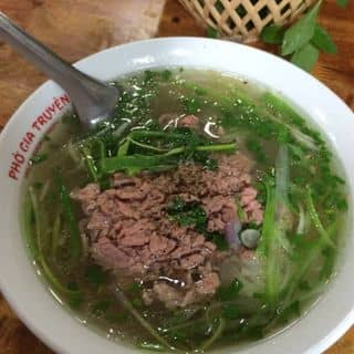 Phở bò tái của minhkhanhnguyen2004 tại 499 An Dương Vương, phường 8, Quận 5, Hồ Chí Minh - 3471708
