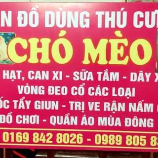 Phụ kiện thú cưng của pechuot5 tại Quốc Lộ 18, Huyện Chí Linh, Hải Dương - 1237397