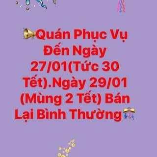 Phục Vụ Tết của vytruong86dhcn tại 211 Đường số 1, Phường 11, Quận Gò Vấp, Hồ Chí Minh - 2483638