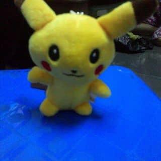 Pikachu bông của lebao109 tại Kiên Giang - 2457718