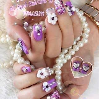 Pink Nails - 447 Nguyễn Đình Chiểu Q3 của truongnhi0112 tại Hồ Chí Minh - 2668592