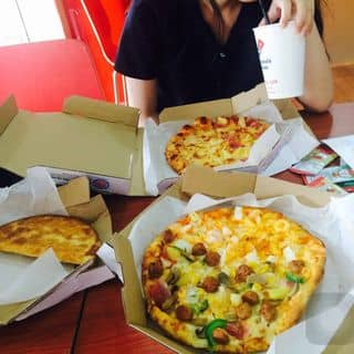 Pizza của hoanghongngocanna tại 196 Lê Văn Việt, Tăng Nhơn Phú B, Quận 9, Hồ Chí Minh - 3204073