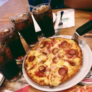 Pizza 🍕 của hana3108 tại Vincom Biên Hòa, 1096 Phạm Văn Thuận, Tân Mai, Thành Phố Biên Hòa, Đồng Nai - 503689