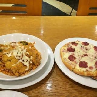 Pizza 😘😘 của phuonggiang09 tại Hồng Quang, Thành Phố Hải Dương, Hải Dương - 1232237