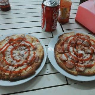 Pizza của ngan.moon.92 tại 3 Nguyễn Huy Tự, Bắc Hà, Thành Phố Hà Tĩnh, Hà Tĩnh - 738812
