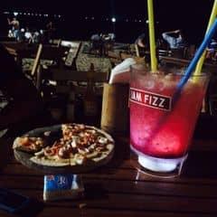 Pizza hải sản sailing ăn ngon cực