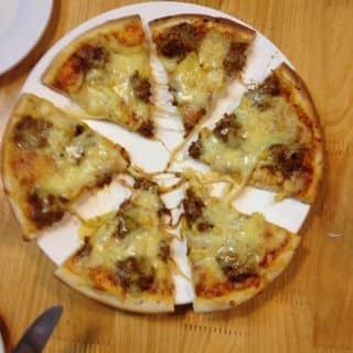 Pizza bò sốt Bologenese 🍕 của germanypizza tại 369 Nguyễn Văn Cừ, Hưng Bình, Thành Phố Vinh, Nghệ An - 2925923