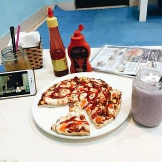 Pizza bò xúc xích của yengaby tại 5B Trần Phú, Thành Phố Vĩnh Yên, Vĩnh Phúc - 383832