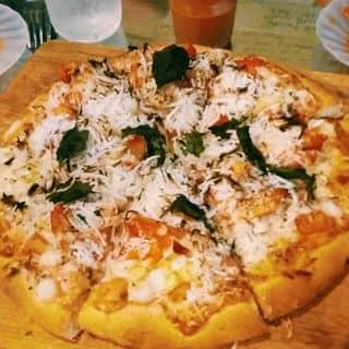 Pizza đế mỏng + phô mai của meo121 tại 43 Nguyễn Đình Chiểu, Phường 7, Thành Phố Tuy Hòa, Phú Yên - 880414