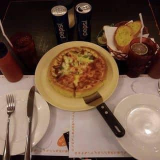 Pizza đút lò của ptntrangvn tại 9/1 Nguyễn Thái Bình, Quận Tân Bình, Hồ Chí Minh - 358291