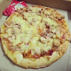 Pizza hải sản 🍕🍕🍕 của trangfish470 tại Pepperonis Restaurant - Hàng Trống - 2205185