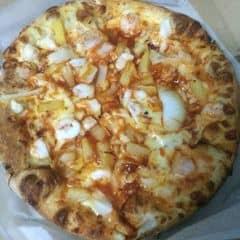 Pizza hải sản đặc phô mai của Kim Khánh tại Domino's Pizza - Quang Trung - 977094