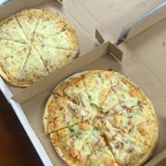 Pizza Hawaii & Pizza Seafood của Bảo Khánhh tại Pizza Express - 2473010