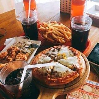 Pizza + khoai tây chiên của baeran tại 947 Dương Tự Minh, Quang Trung, Thành Phố Thái Nguyên, Thái Nguyên - 3176036
