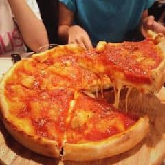 Pizza phô mai sốt cà chua của maiphannn tại Cowboy Jack's American Dining - Hoàng Đạo Thúy - 1718136