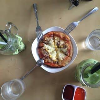 Pizza size bé của habac.tif tại 12 Nguyễn Hữu Tiến, Lê Hồng Phong, Thành Phố Phủ Lý, Hà Nam - 1143377