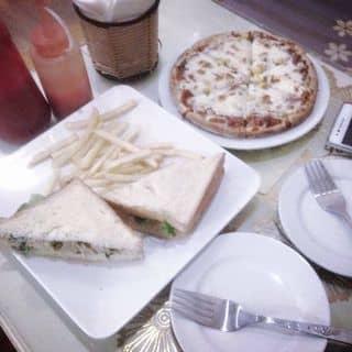 Pizza thập cẩm  của luuhaanh23012106 tại 46 Nguyễn Thái Học, Thành Phố Thái Bình, Thái Bình - 449007