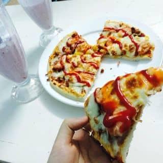 Pizza tổng hợp 5 vị của yengaby tại 5B Trần Phú, Thành Phố Vĩnh Yên, Vĩnh Phúc - 524011